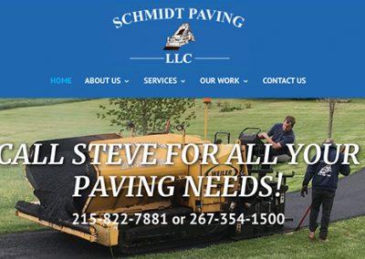 Schmidt Paving
